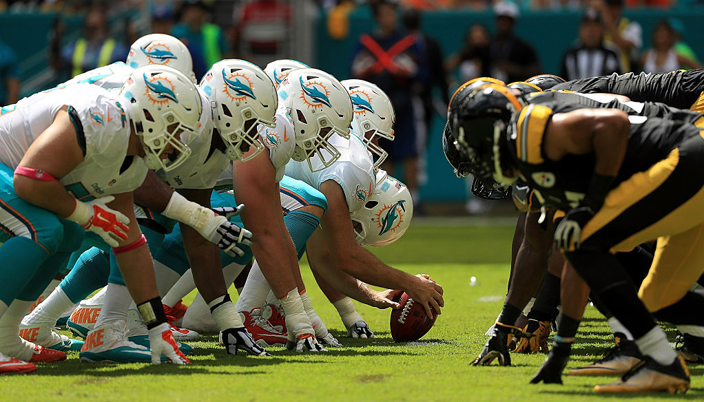 Miami at Pittsburgh: Dolphins can push Steelers