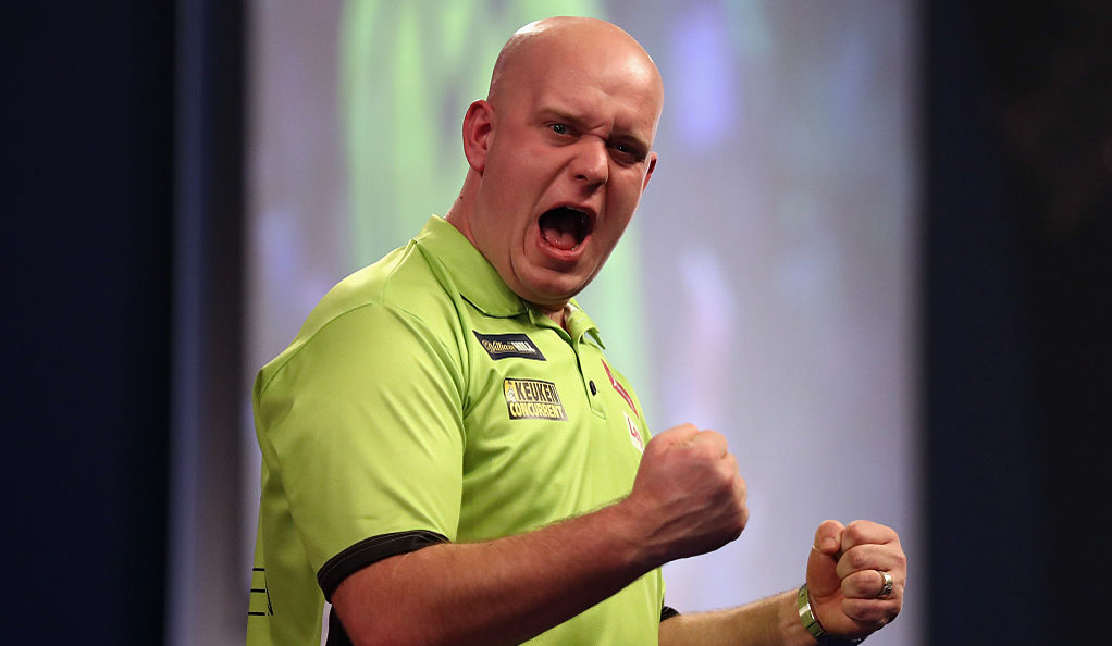 PDC World Championship: Van Gerwen to dethrone Anderson
