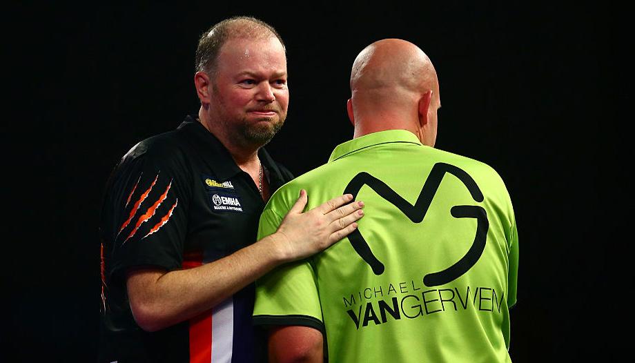 PDC World Championship: Dutch duo to produce maximum checkout