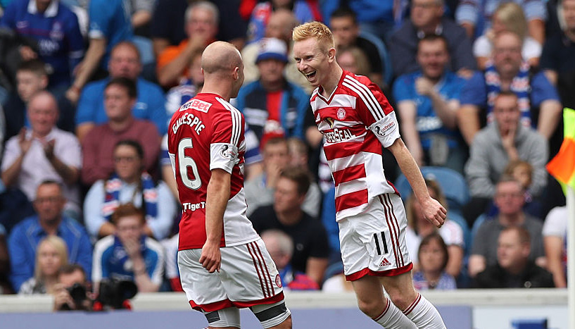 Hamilton v Aberdeen: Accies can end Dons' winning run