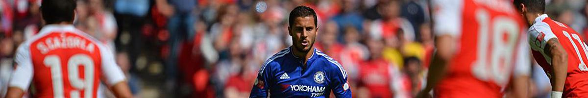 Chelsea v Arsenal: Honours even at Stamford Bridge