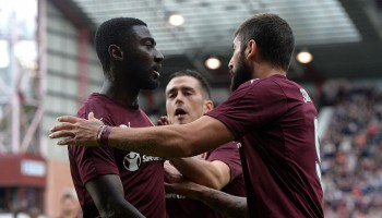 Hearts v Hibs: Jambos too strong for Edinburgh derby foes