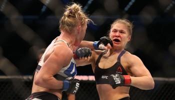 UFC 208: Holm advantage over De Randamie