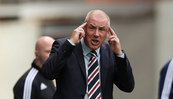 Rangers v Morton: Cup of cheer expected for Ibrox faithful