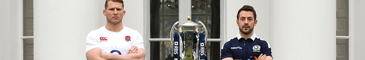 England v Scotland: Visitors appeal with decent start