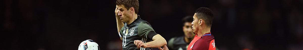 Germany v England: Three Lions can roar in Dortmund