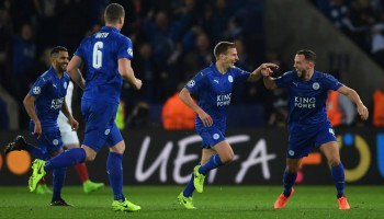 Atletico Madrid v Leicester: Foxes out to cause another upset