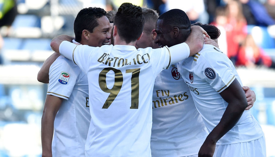 European acca: Milan head our continental five-timer