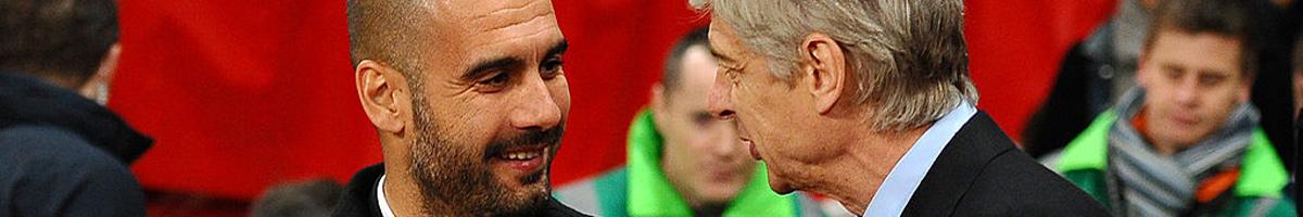 Arsenal v Man City: Go for goals in Wembley semi