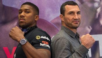 Identifying Wladimir Klitschko's flaws: six for Anthony Joshua to exploit