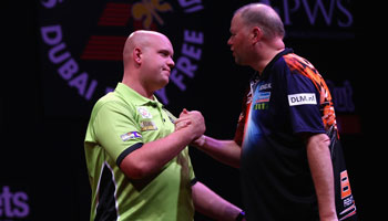 Premier League Darts Week 12: 'Barney' to bag big birthday present with MVG victory