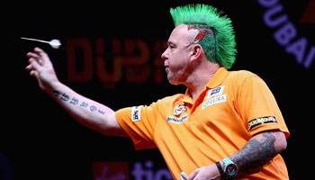 Premier League Darts Week 13: Nothing to separate Taylor and Wright