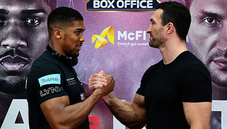 Joshua vs Klitschko: Golden oldie value to upset young gun