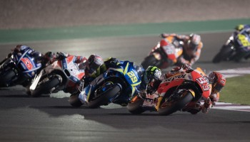 Argentinian MotoGP: Dovizioso to make it two from two