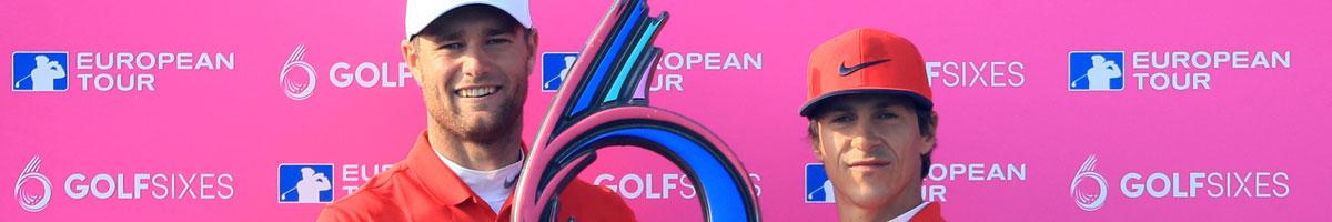 GolfSixes: Danish delight for Olesen and Bjerregaard