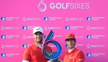 GolfSixes: Danish delight for Olesen and Bjerregaard