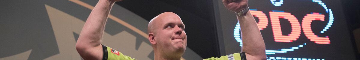 Premier League Darts Play-offs: Van Gerwen to reign supreme