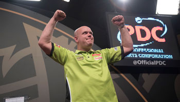 Premier League Darts Play-offs: Van Gerwen to reign supreme