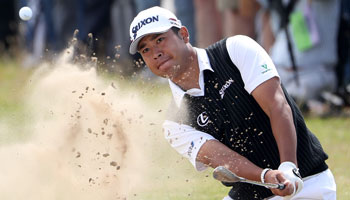 Wyndham Championship: Matsuyama on way back to top form