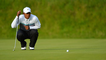 Memorial Tournament: Tiger on the prowl in Ohio