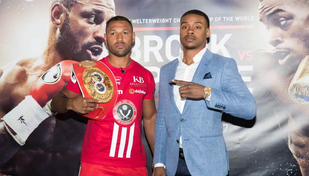 Kell Brook vs Errol Spence predictions: Truth to claim title
