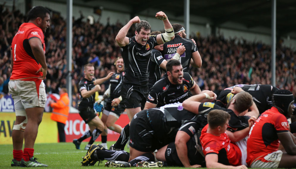 Aviva Premiership play-offs: Falcons and Sarries handicap picks