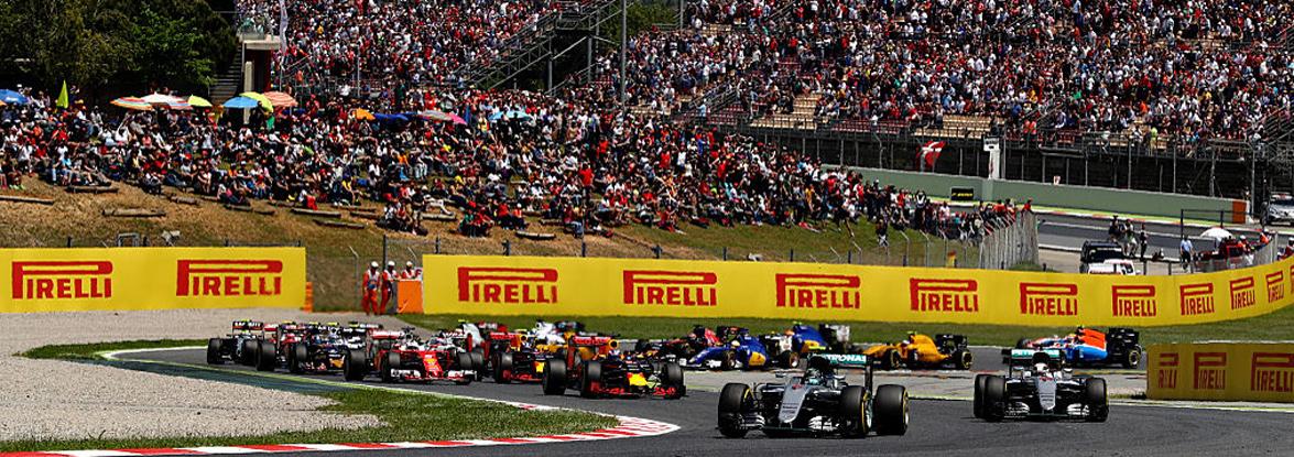 F1 circuits and F1 calendar for the 2019 GP season | bwin