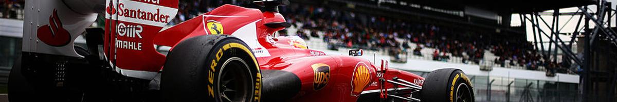 Formula One tracks and calendar