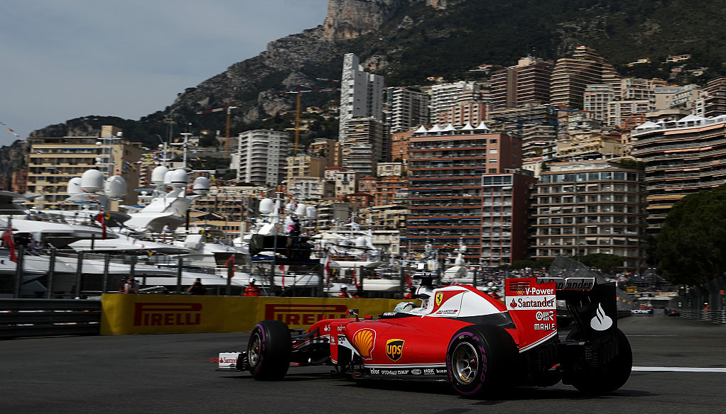 Monaco Grand Prix: Ferrari to again be favoured by street circuit