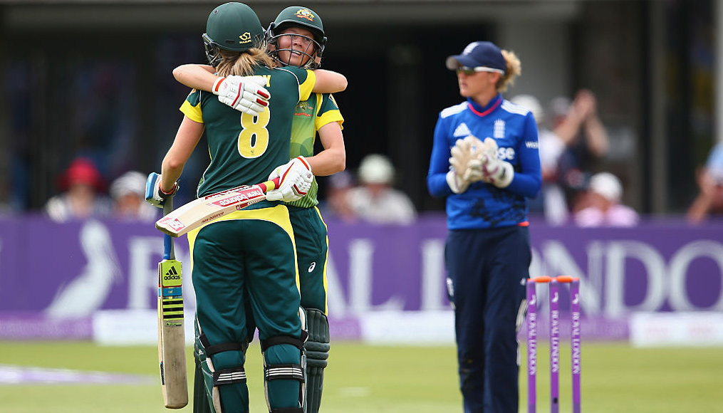 Women's Cricket World Cup: Aussies to edge out England