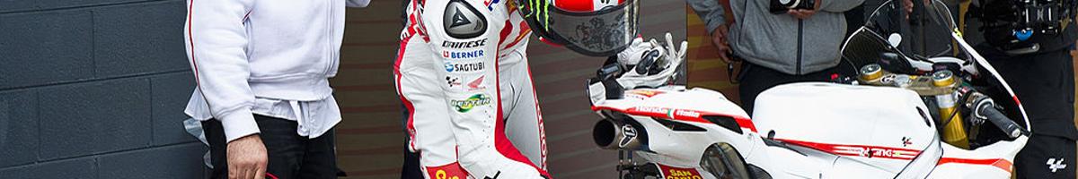 Moto GP motor specs and tyres