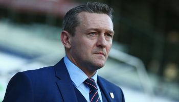 England Under-21s boss Aidy Boothroyd