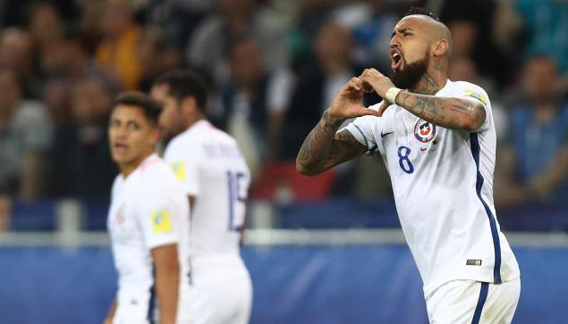 Germany vs Chile: La Roja look in better shape