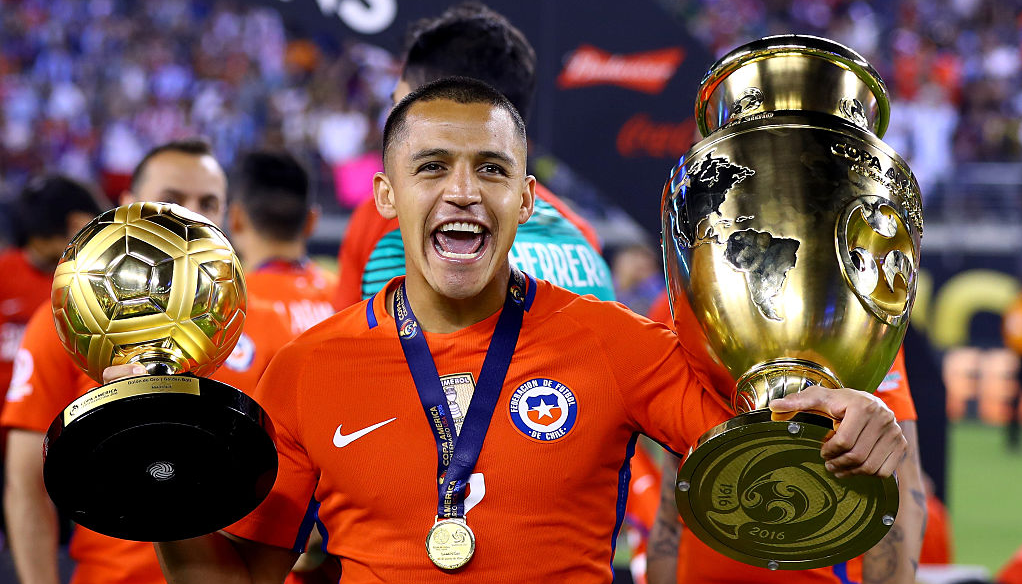 Confederations Cup winner odds: Chile can reign in Russia
