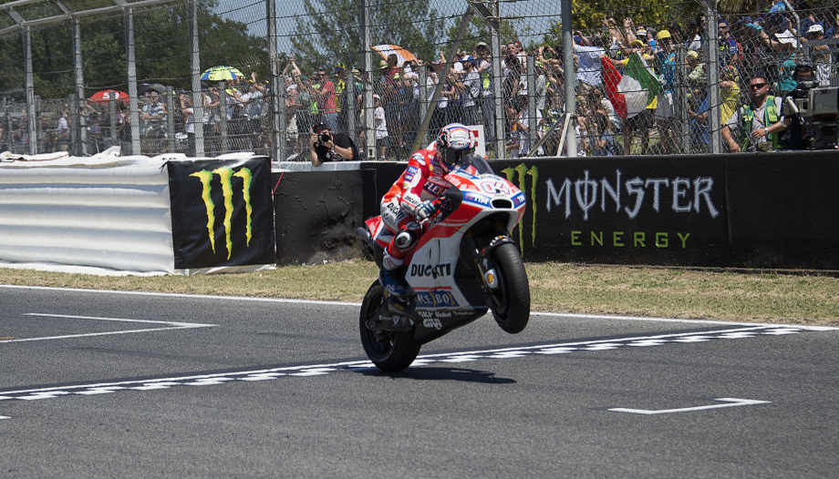 MotoGP Netherlands: Dovizioso fancied for hat-trick
