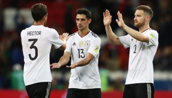 Germany vs Cameroon: Low's fringe players still too strong
