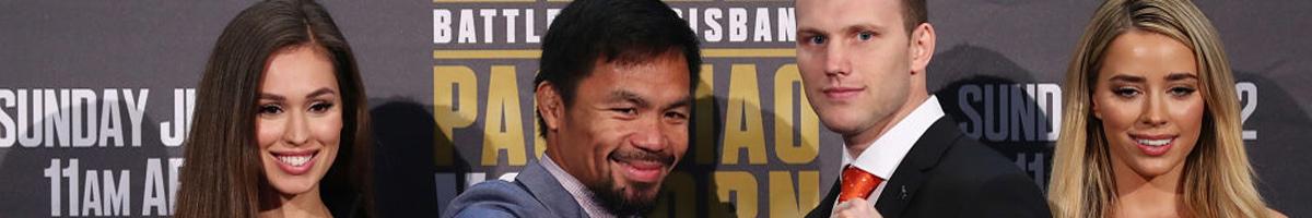 Pacquiao vs Horn: Roach backs Pac Man for KO win