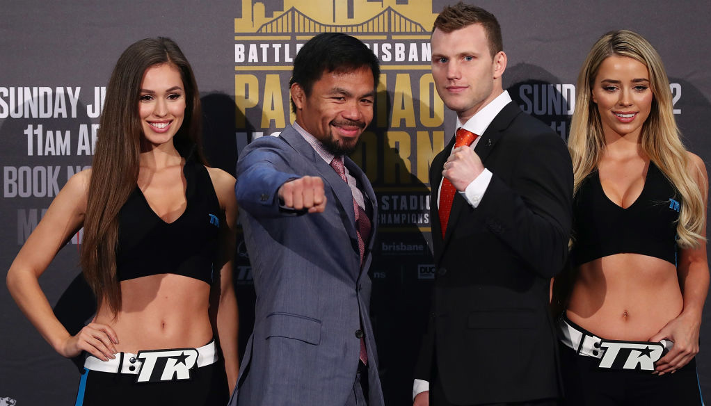 Pacquiao vs Horn: Roach backs Pac Man for KO win