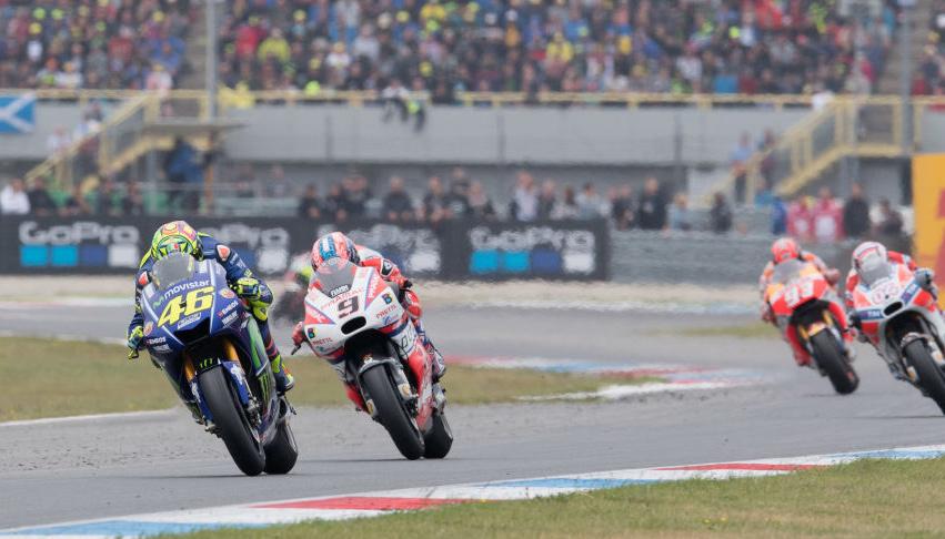 German Grand Prix: Rossi to end Marquez run