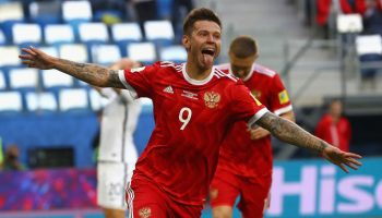 Russia vs Portugal: Hosts fancied to hold Euro champs