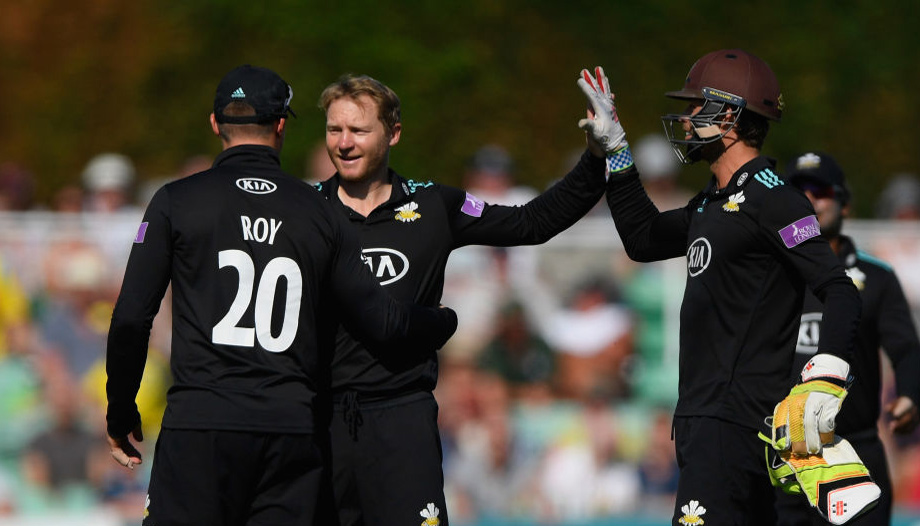 Royal London One Day Cup final: Third time lucky for Surrey