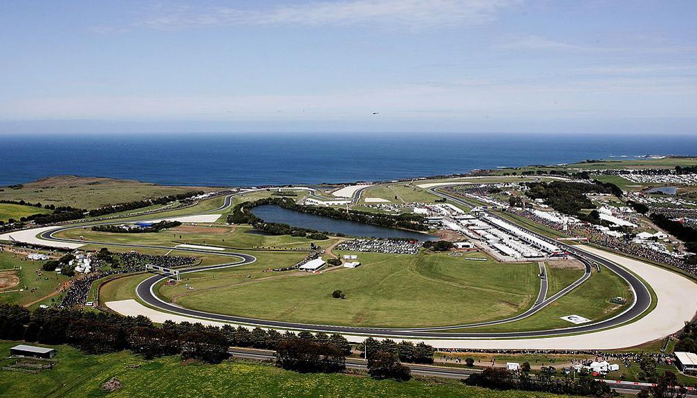 MotoGP calendar and tracks