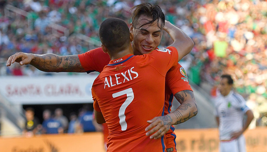Cameroon vs Chile: Vargas can fire La Roja to victory