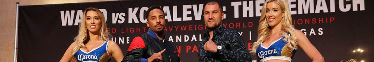 Ward vs Kovalev: SOG fancied to get Vegas decision again