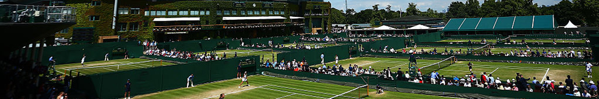 Wimbledon courts guide: How to find exactly what you want