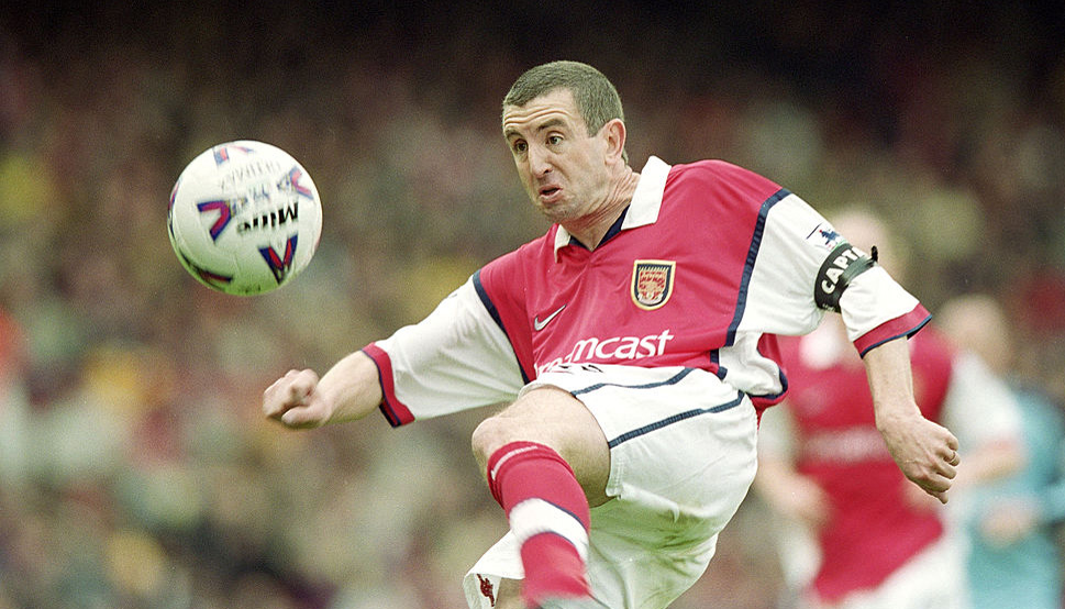 Nigel Winterburn Q&A: Former full-back discusses Arsenal, West Ham and AFC Wimbledon