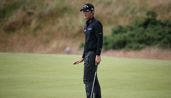 A Military Tribute at The Greenbrier: Lee can enjoy more success