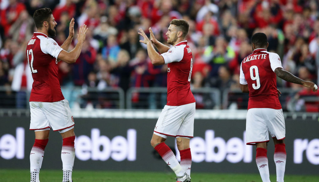 Arsenal vs Benfica: Gunners again up for Emirates Cup