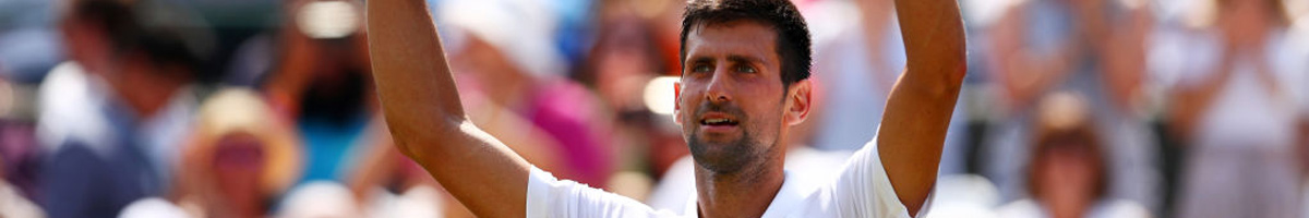 Djokovic vs Gulbis: Super Serbian looks back on song