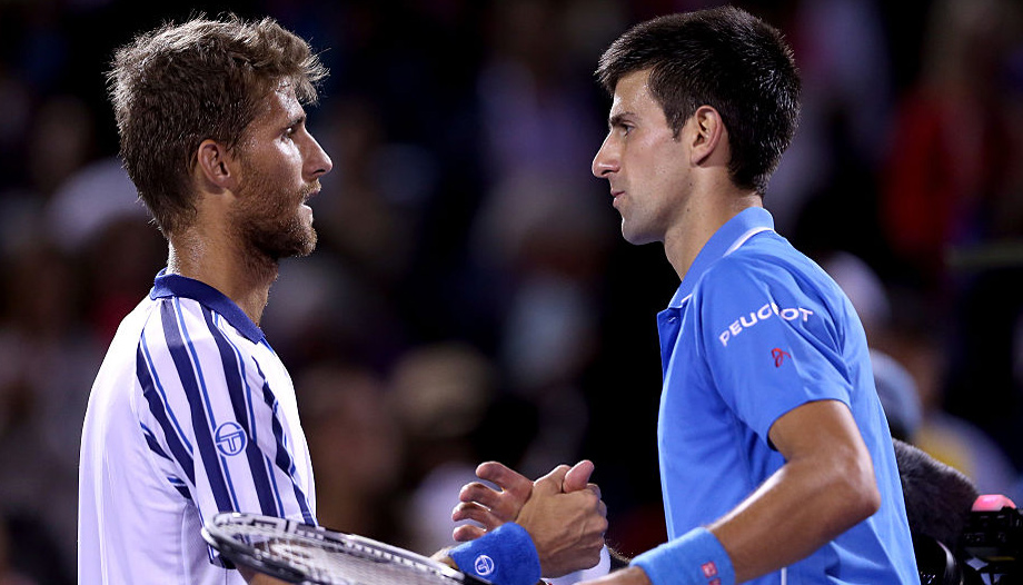 Djokovic vs Klizan: Quickfire success on cards for Novak